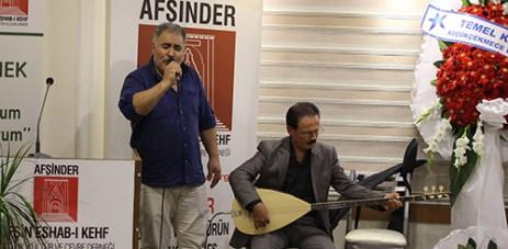"""Afşinder Üyeleri """"Türkü Gecesi"""" Programında Buluştu"""