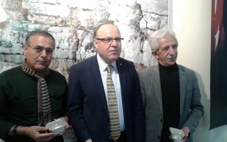 Ahmet Süreyya Durna Batman Etkinliklerine Katıldı