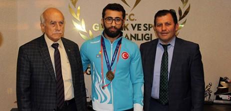 Akbudak, Güreş U23 Dünya Şampiyonu