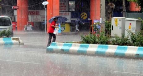 AKOM'dan Meteorolojik Uyarı