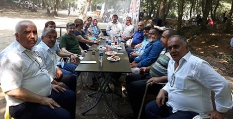 Andırınlılar İstanbul'da Piknik'te Buluştu