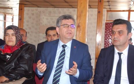 Aycan: Devletin Bekası İçin 'Cumhur İttifakı'nı Destekleyeceğiz