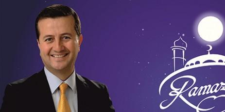 Başkan Bozdağ'dan Ramazan Bayramı Mesajı