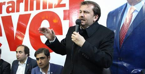 Başkan Erkoç, Ekinözü'nde Vatandaşarla Bir Araya Geldi