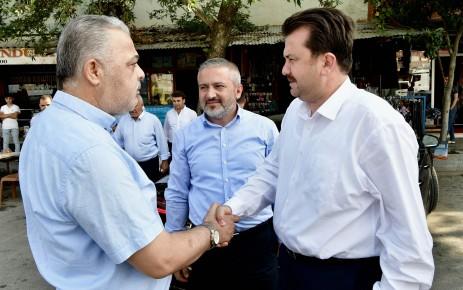 Başkan Erkoç: Sizlere Daha İyi Hizmet İçin Çalışıyoruz