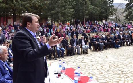 Başkan Erkoç: Teşekkürler Kahramanmaraş