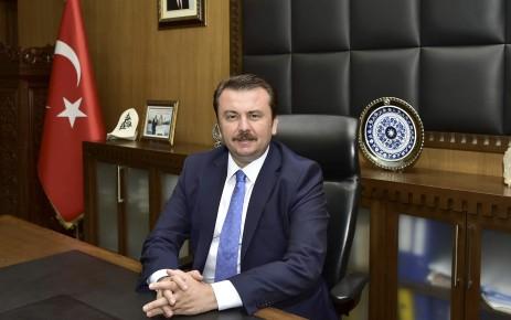 Başkan Erkoç: Tüm Hemşehrilerimizin Ramazanı Şerifini Tebrik Ederim