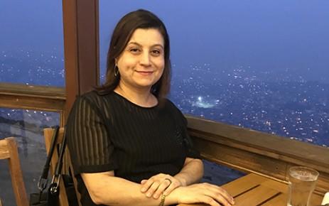 Bertan Kayıran, ZMO Kadın Komisyonu Başkanı Oldu