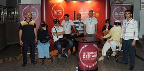 Büyükşehir'den 15 Temmuz Destanı Sanal Müzesi