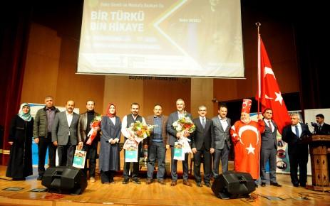 Büyükşehir'den Bir Türkü Bin Hikaye Programı