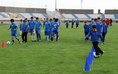 Büyükşehir'den Futbol Akademisi