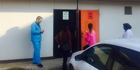 Büyükşehir'den Tıbbi Atık Denetimi