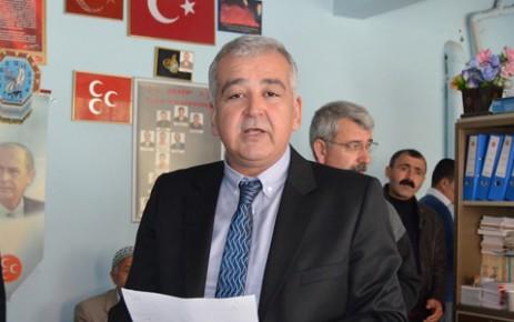 Cafer Güçlü, Türkoğlu'na Talip