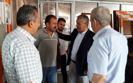 Diğerlerinin Hayal Bile Edemedikleri Hizmetleri AK Parti Yaptı