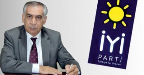Dr. Faruk Atlı, İyi Parti İl Başkanı Oldu