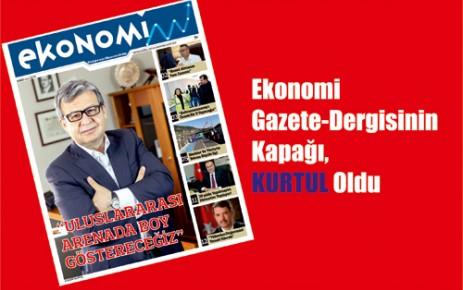 Ekonomi Gazete-Dergisinin Kapağı, Kurtul Oldu