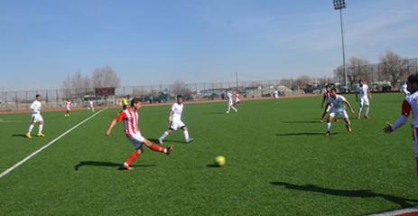 Elbistan Spor 0 - Türkoğlu Belediye Spor 2