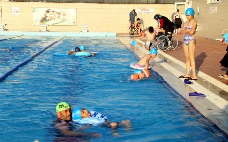 Engelliler Dünya ve Avrupa Şampiyonluğu İçin Kulaç Atıyor
