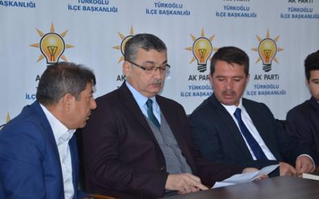 Güvenç; Türkoğlu'nda Muhalefet Kalmadı