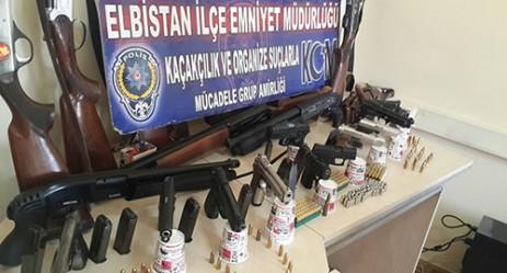 Kaçak Silah Operasyonu: 26 Gözaltı