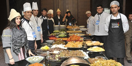 Kahramanmaraş'ın Yemekleri İstanbul'da Yarışacak