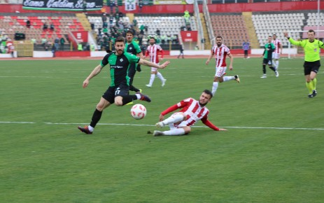Kahramanmaraşspor: 2 - Sakaryaspor: 1