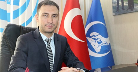Kayış; Türk- İslam Aleminin Ramazan Bayramını Kutluyorum