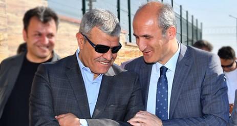Kaynak, Dulkadiroğlu'nun Biten Projelerini İnceledi