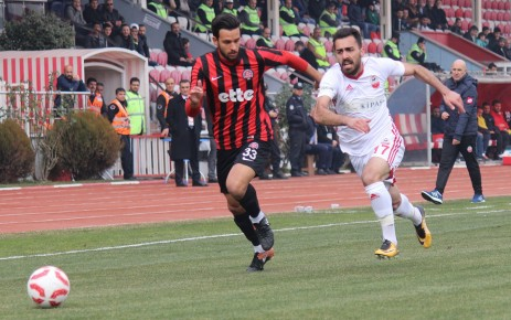 Kipaş Kahramanmaraşspor: 1 - Ottocool Karagümrük: 0
