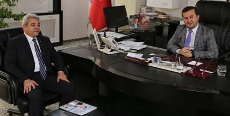 KMTSO Heyetinden Pazarcık'a Ziyaret