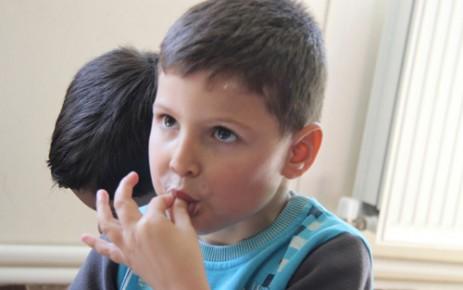 Konteyner Kentte Çocukların 'Dondurma' Bayramı