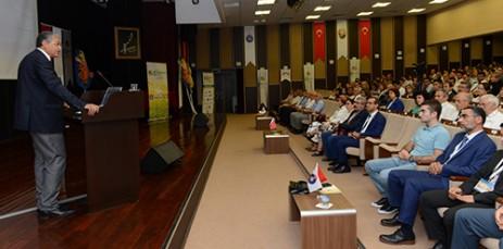 KSÜ, Türkiye 12. Tarla Bitkileri Kongresine Ev Sahipliği Yaptı
