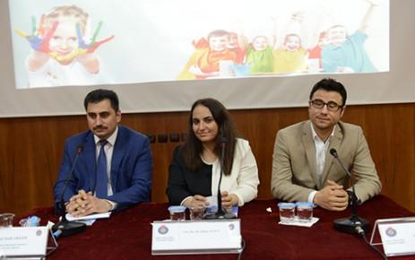 KSÜ'de, Altıncı Duyu Otizm Farkındalık Programı Düzenlendi