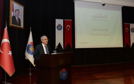 KSÜ'de Bilgi Güvenliği Farkındalık Eğitimi Verildi