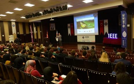 KSÜ'de Biyo-İnovasyon Konulu Konferans Düzenlendi