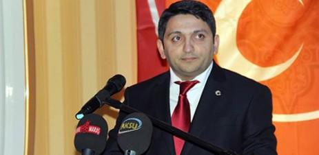 MHP İl Başkanı Özkan; Millet Demokrasisi ve Devletine Sahip Çıkmıştır