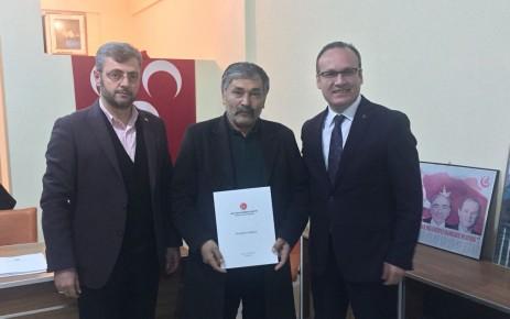 MHP Üye Kaydında Rekora Koşuyor