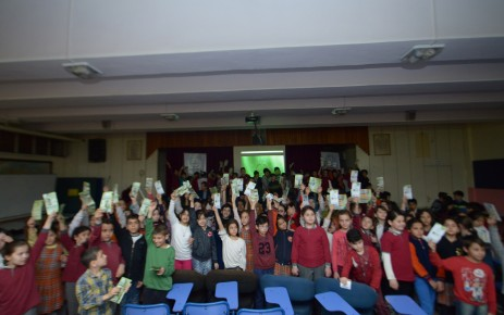 Öğrencilere 'Sıfır Atık' Projesi Anlatıldı