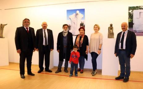 Sanko Sanat Galerisi'nde Heykel Sergisi
