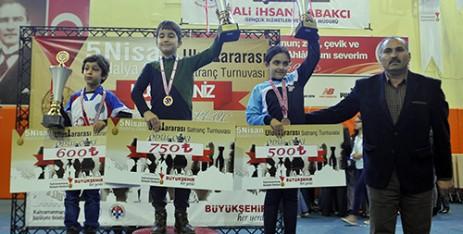 Satranç Turnuvası Ödülleri Dağıtıldı