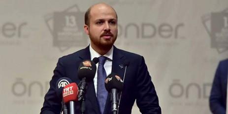 Bilal Erdoğan; Şeffaf Değillerse, Sıkıntı Var Demektir