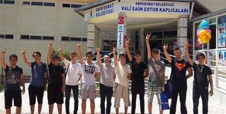 Şehit Aybüke Yalçın Eğitim Kampı Devam Ediyor