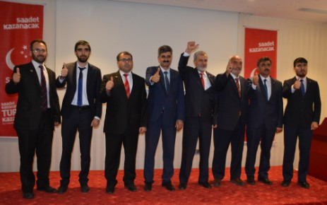 SP Milletvekili Adaylarını Tanıttı