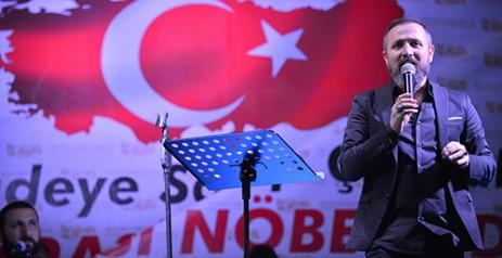 Talha Bora Öge Severler Trabzon Caddesine