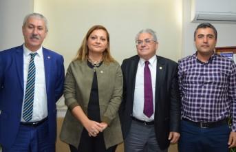 CHP Yerel Seçimler İçin STK'ların Görüşlerini Aldı