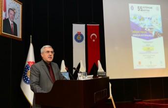 """KSÜ'de """"Değişen Toplum, Dönüşen Kütüphaneler"""" Etkinliği Düzenlendi"""