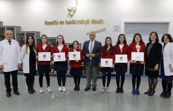 SANKO'luların TÜBİTAK Adana Bölge Elemeleri Başarısı