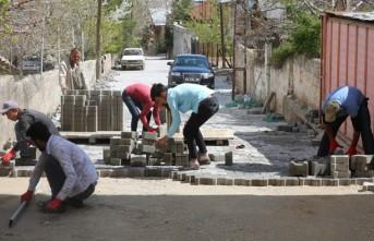 Afşin Belediyesi Yeni Dönemde Çalışmalarına Hız Kazandırdı
