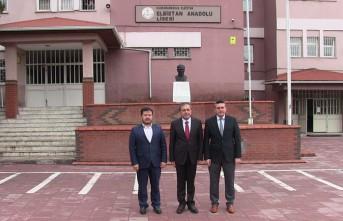 Elbistan Anadolu Lisesi Sınavlı Okul Kapsamına Alındı