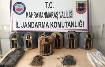 Kaçak Avladıkları Kekliklerle Yakalandılar
